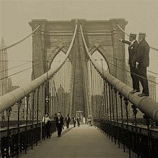 Brooklyn Bridge and Heights