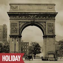 •Christmas Stroll in Greenwich Village