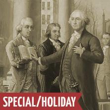 Revolutionary New York – Hamilton, Washington & War