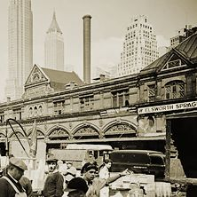 South Street Seaport: Navigating the Port that Made New York – In Person Tour