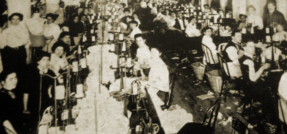 Triange Factory 1910